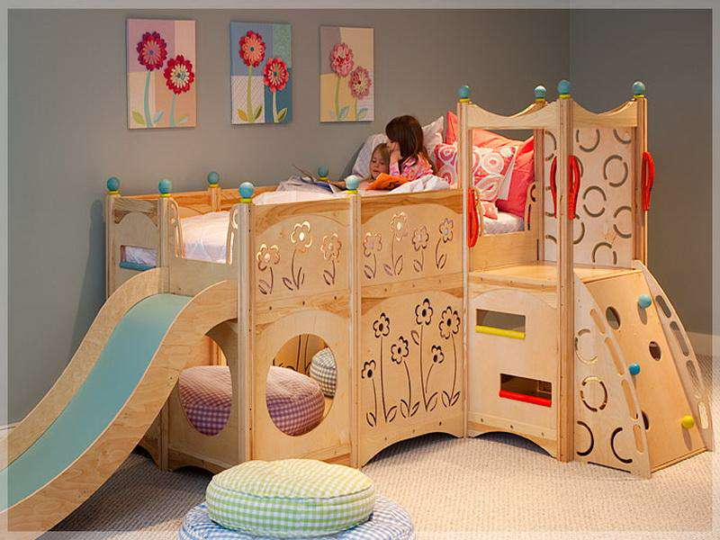 Cool Loft Beds for Girls images 6 Cool-Kids-Bunk-Beds-for-Girl-ideas