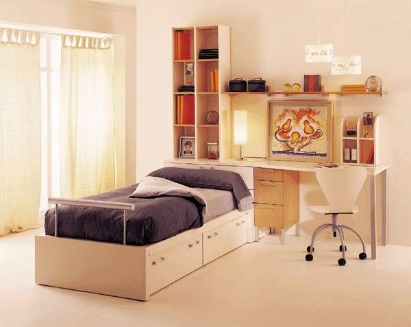 Furniture Ideas For Small Bedrooms Childrens Bedroom Furniture for Small Rooms