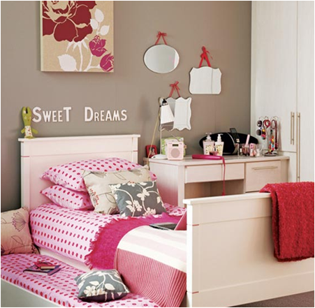 Little Girls bedroom- Modern Contemporary Bedrooms For Little Girls picture 2