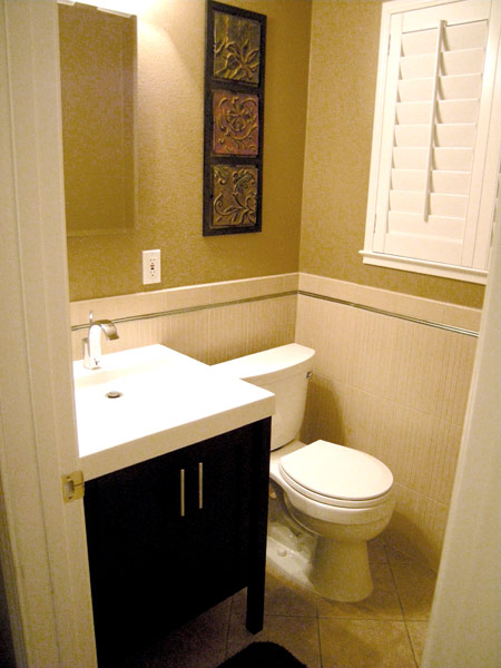 gallery of small bathroom design simplified