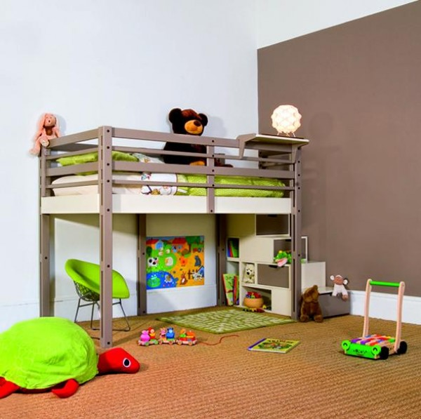 Space Saving for Small Bedroom kids Space-Saving Ideas