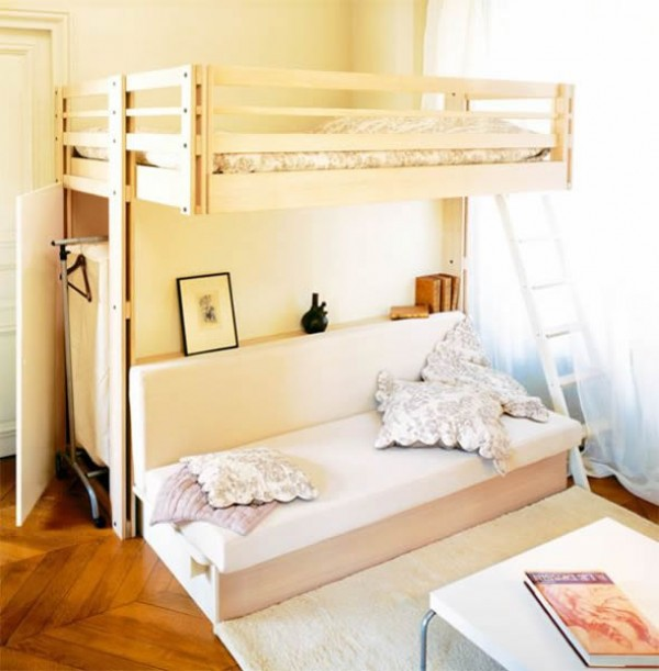 Space saving for small bedroom photos small room decorating ideas - Ideas for beds in small spaces model ...