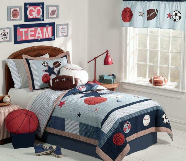 Young Boys Bedroom Designs pictures 3 boys-sport-bedroom