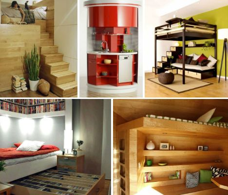Efficient interior design for small spaces home interior for House interior designs for small spaces