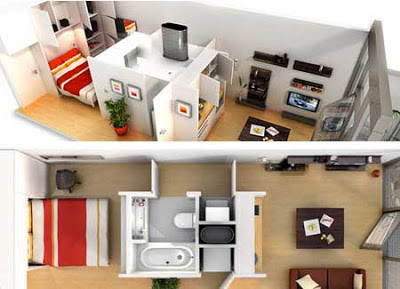 interior design tips for small spaces Small Living Spaces