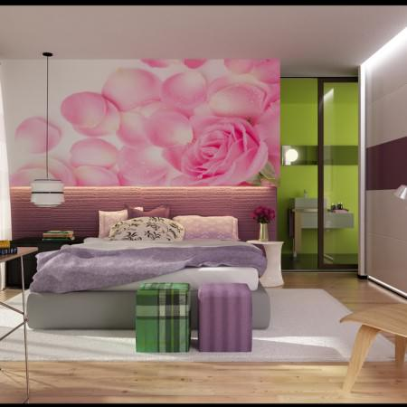 modern-girl-bedroom-colorful-theme-ideas Contemporary Bedrooms For Little Girls picture 3
