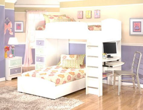modern girls bedroom Contemporary Bedrooms For Little Girls picture 1