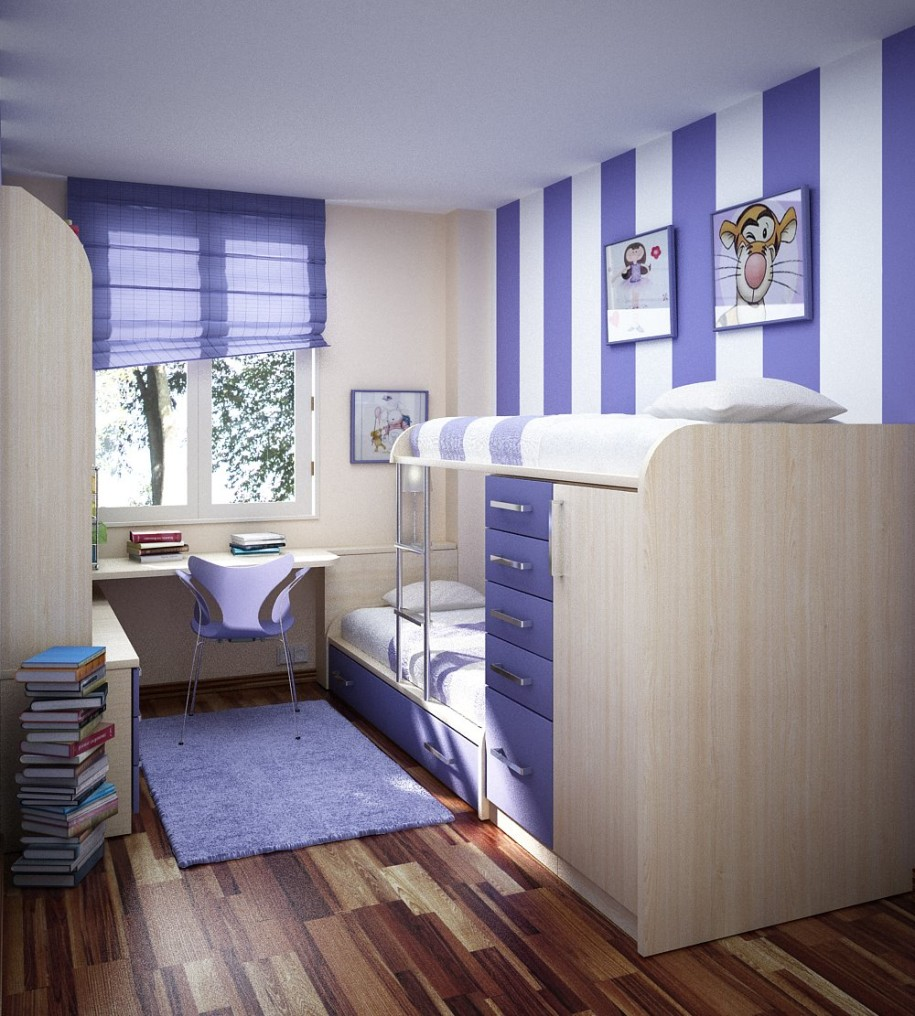 Kids bedroom ideas for small rooms childrens bedroom ideas Bedroom design for small space