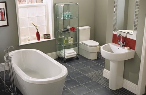Simple Bathroom Designs Picture1