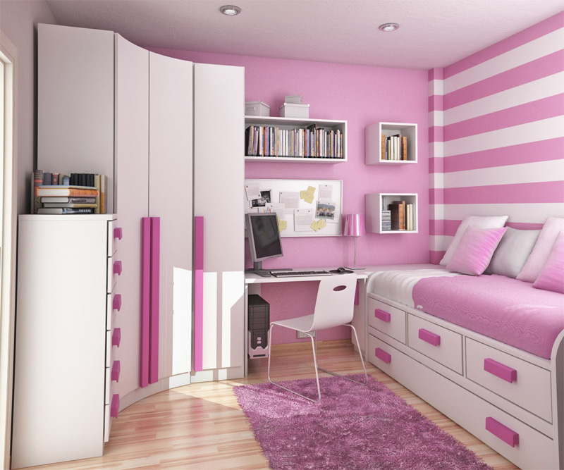 small bedroom decorating pictures