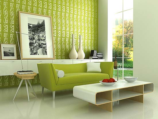 small space living room look bigger image6