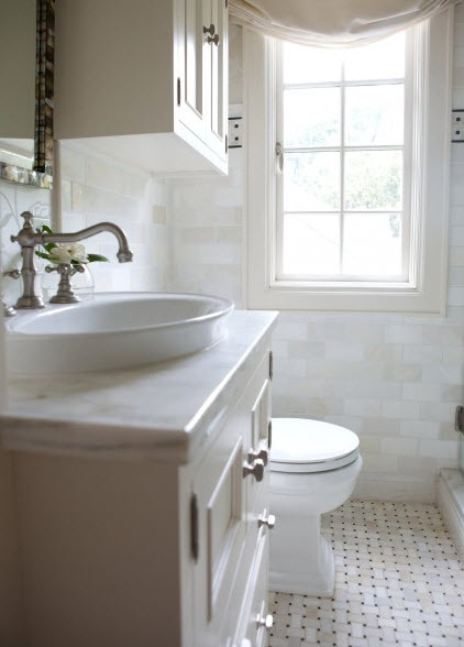 white small bathroom remodel pictures3