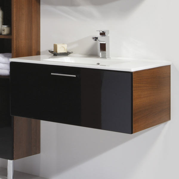 Compact bathroom furniture cabinet  image 5