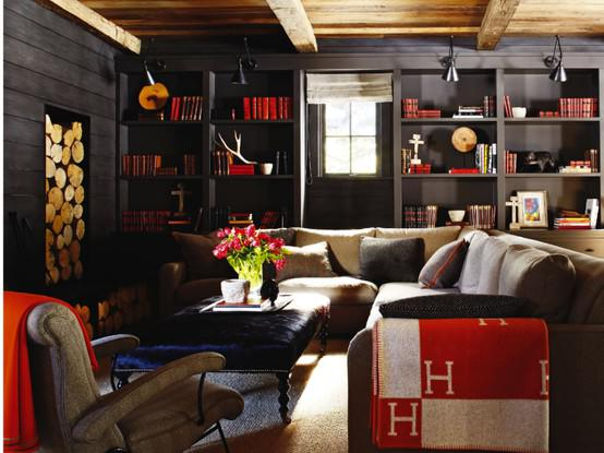 Furnishing A Dark Living Room With Masculine Interiors image 10
