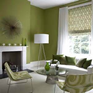 Green Paint Colors for living room pictures 1