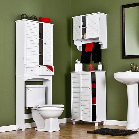 Ideas Furnitures Small Bathroom Storage Cabinets Photos 11