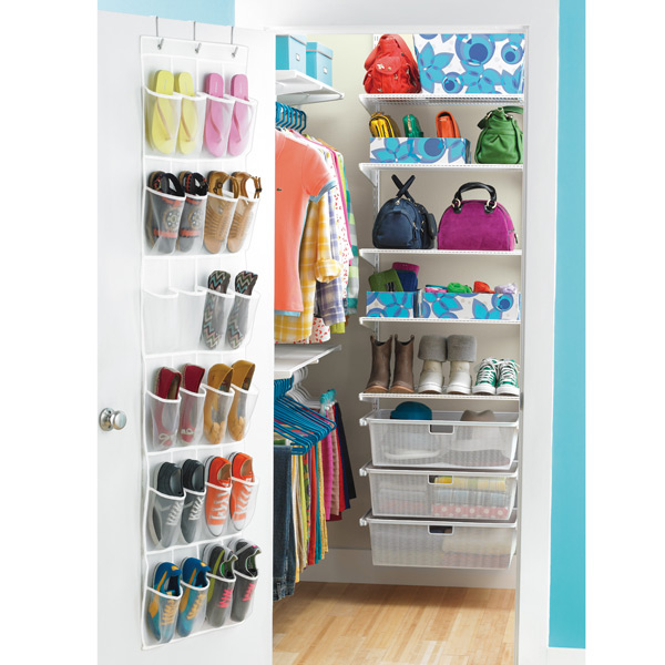 Organize a Small Closet for cheap image 05