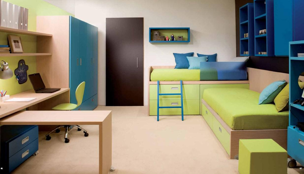 Teen girls bedroom design for small bedrooms small room for Dormitorio 3x3