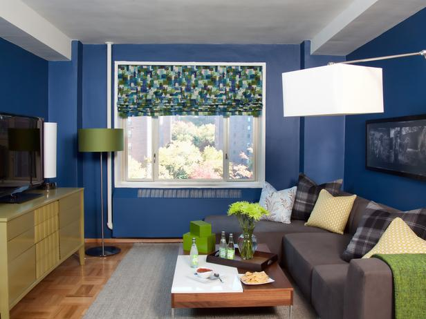 blue color small living room decorating photos 014 jpeg