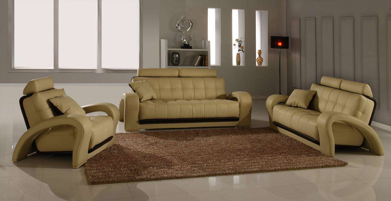 contemporary apartment living room furniture sets picture 2