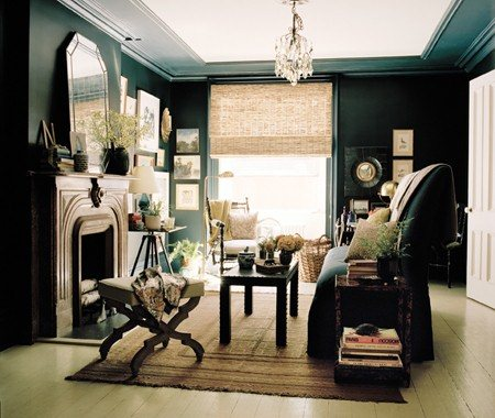 dark living room furniture ideas image 6
