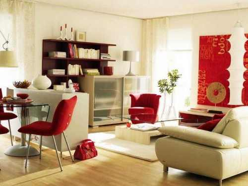 decorating a small living room dining room combination image 5