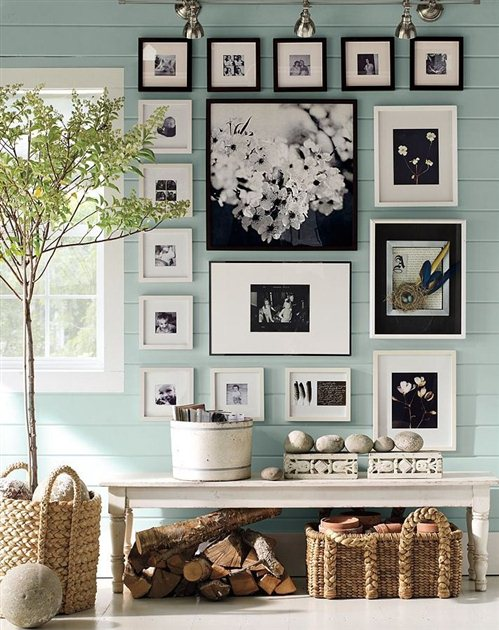 decorating entertainment for small living room photos 12