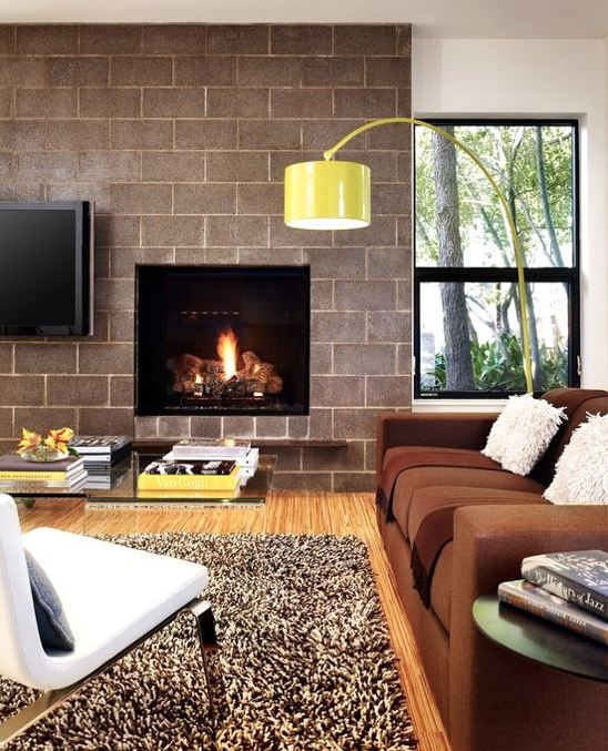 floor lamp for small spaces on living room photos 13