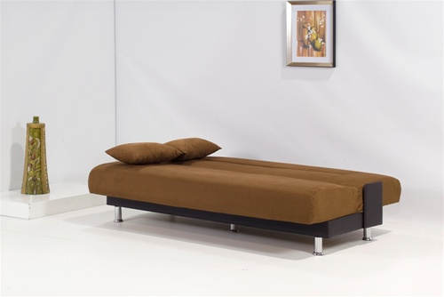 Futons For Small Rooms Space Saving Furniture Microfiber