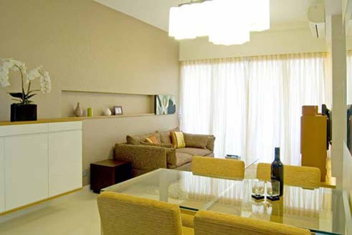 Modern apartment small living room chairs image 7 for Modern living room apartment