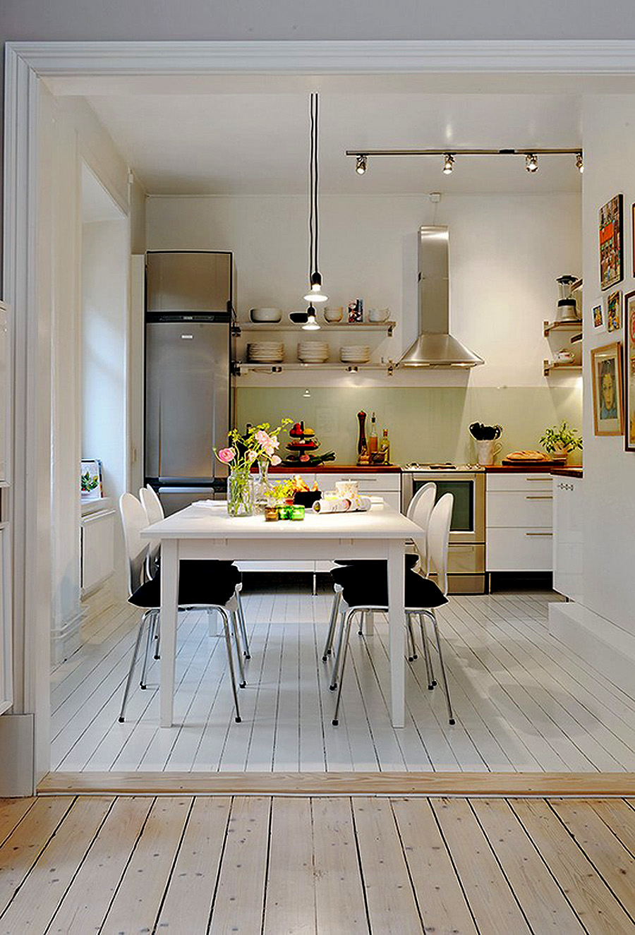 Small Kitchen Tips for Making More Space | Small Room ...