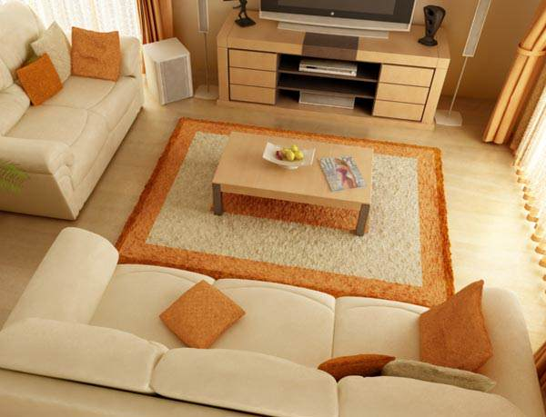 Living room decorating for small spaces small living room for Living room color ideas for small spaces