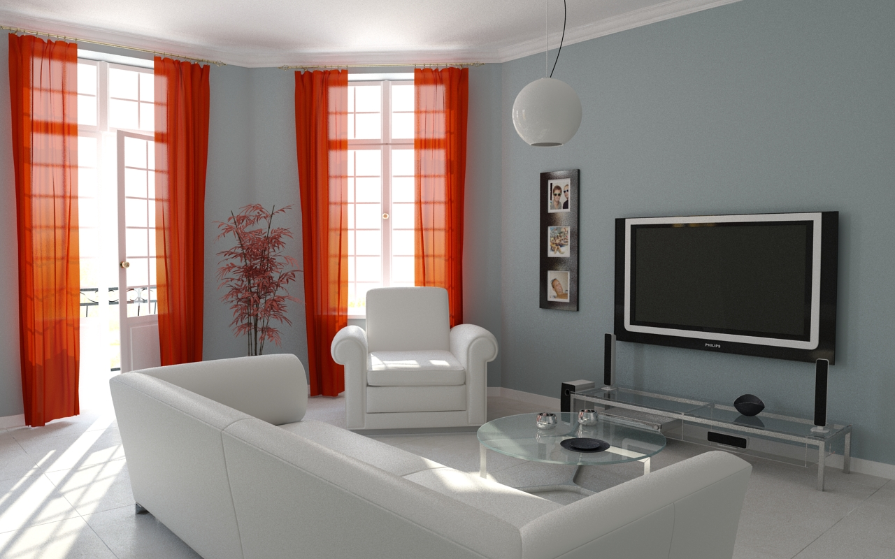 small living room tv placement ideas photo 017