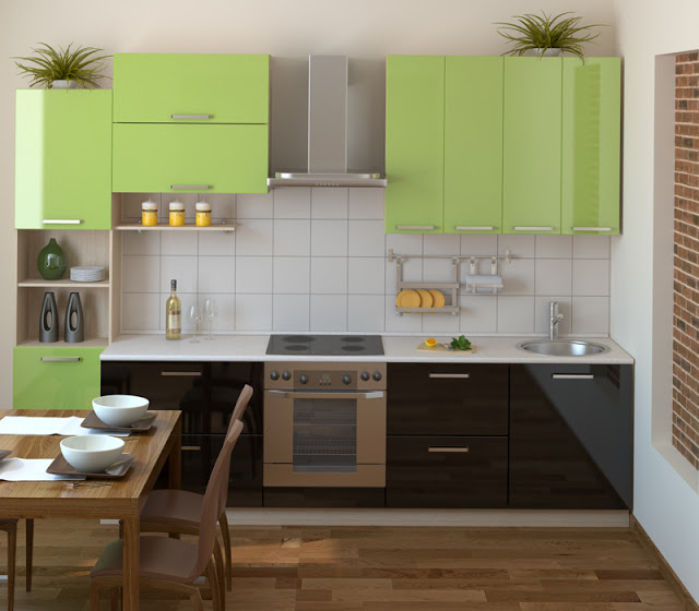 Small kitchen tips for making more space very small for Very small kitchen designs pictures