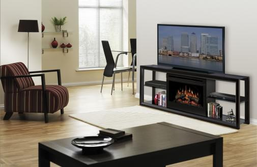 Electric Fireplace with Entertainment Center Ideas 003