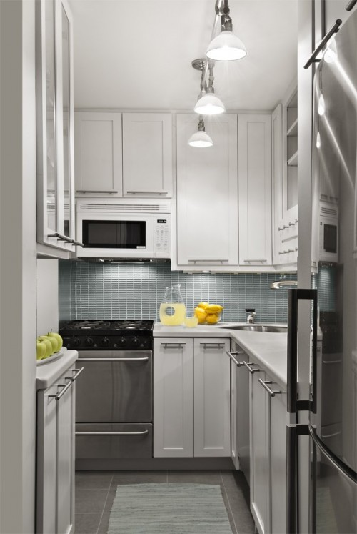 Kitchen designs for small spaces 04