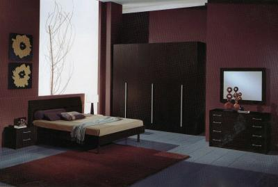 Wardrobe Furniture for Small Bedrooms: dark wardrobe designs for small bedroo...