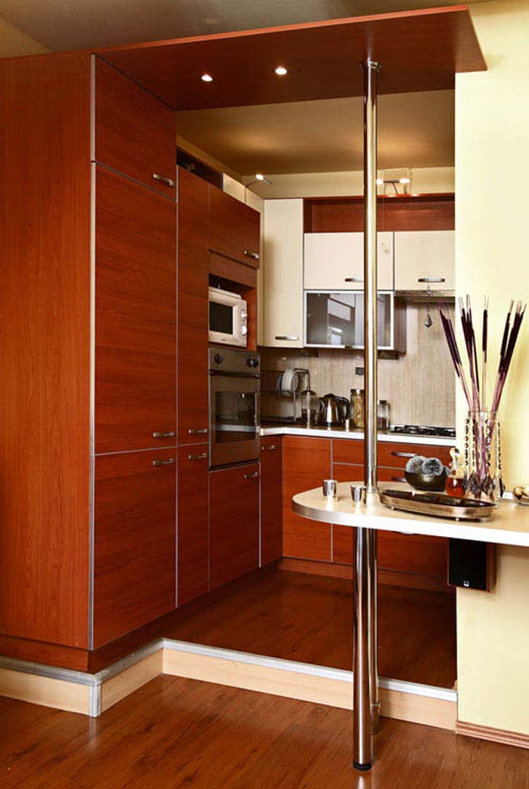 small apartment kitchen design 10