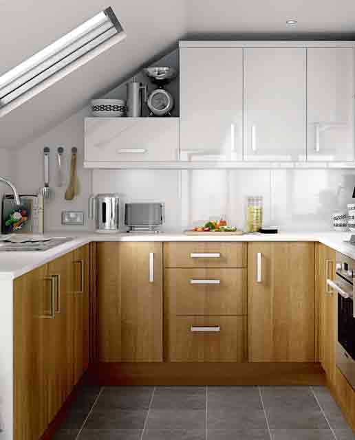 Small kitchen remodeling ideas 11 small room decorating for Small kitchen solutions design