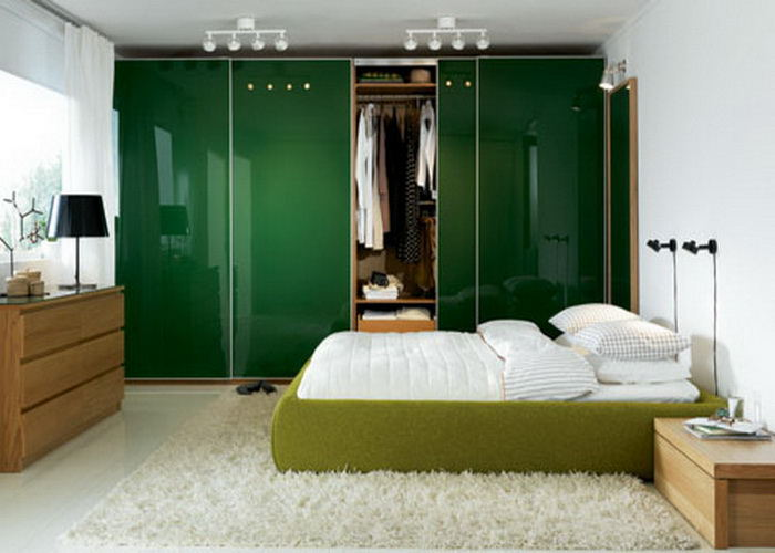 Small master bedroom decorating ideas with color img04 - Ikea small bedroom design ideas ...