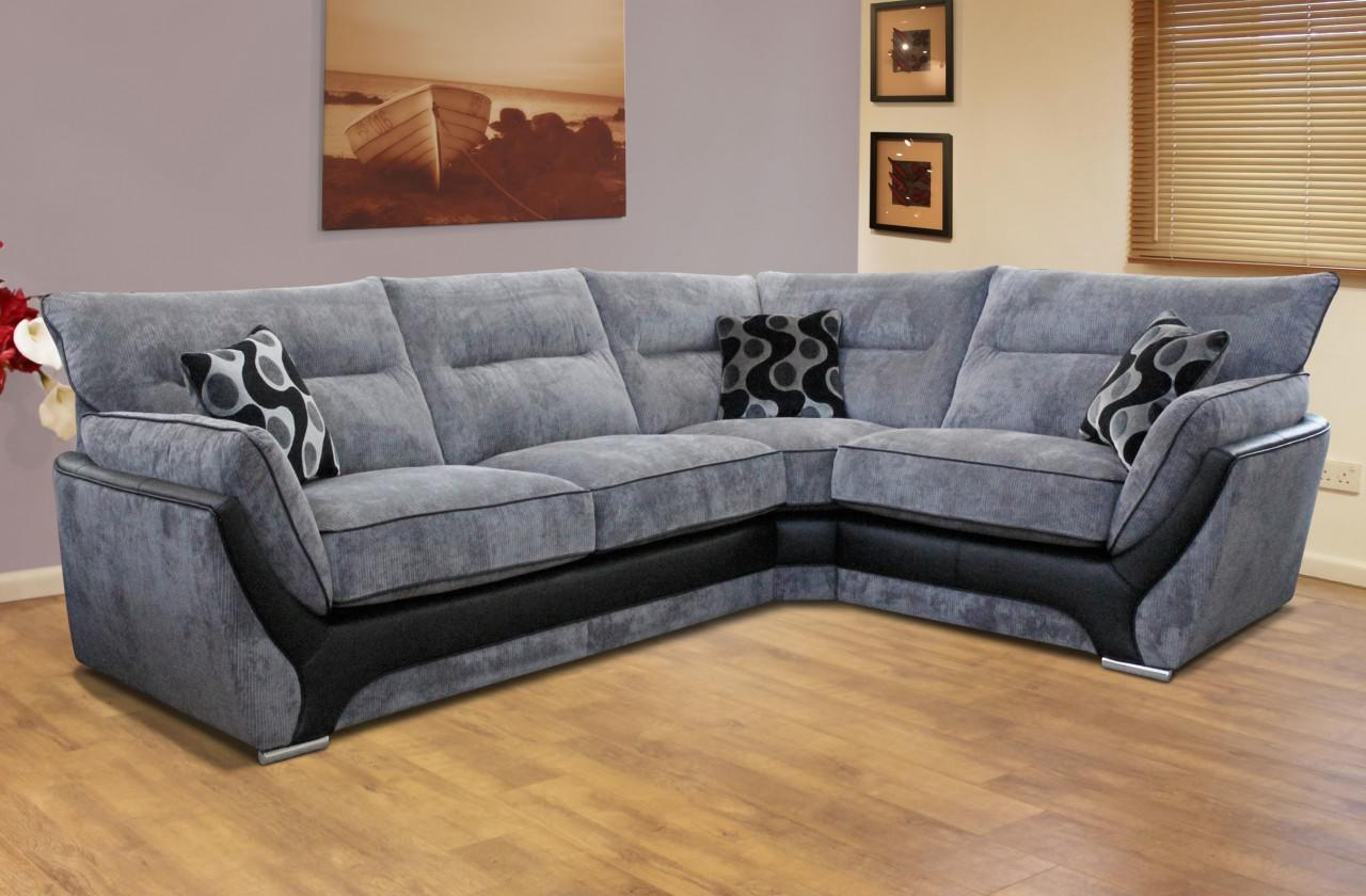 Fabric Corner Sofas images 03