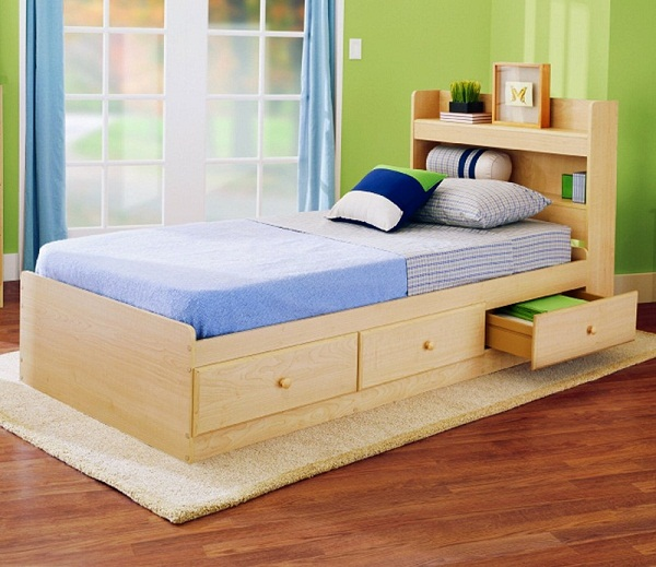 beautiful cabin bed for small bedroom 03