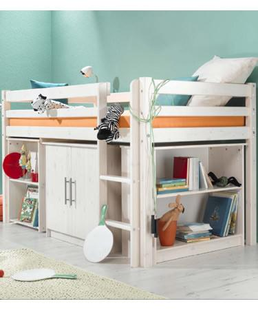 cabin bed for small room for kids 06
