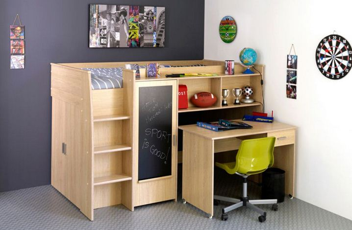images of cabin bed small single 011