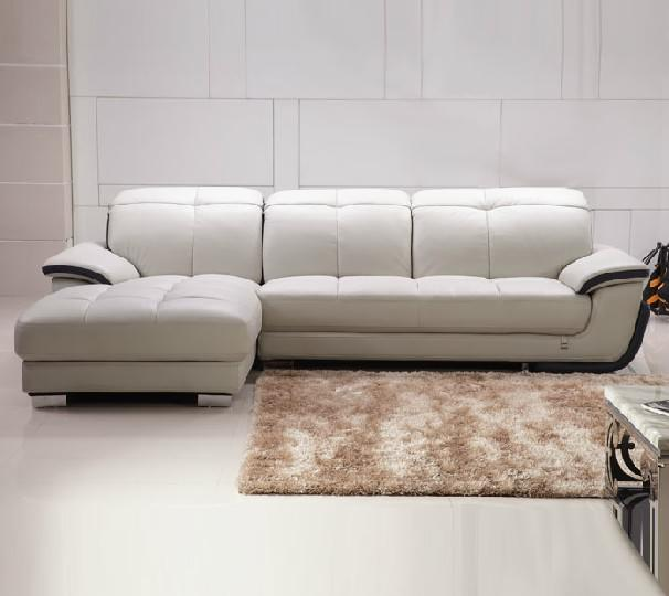modern leather sofa sectional for small room 01