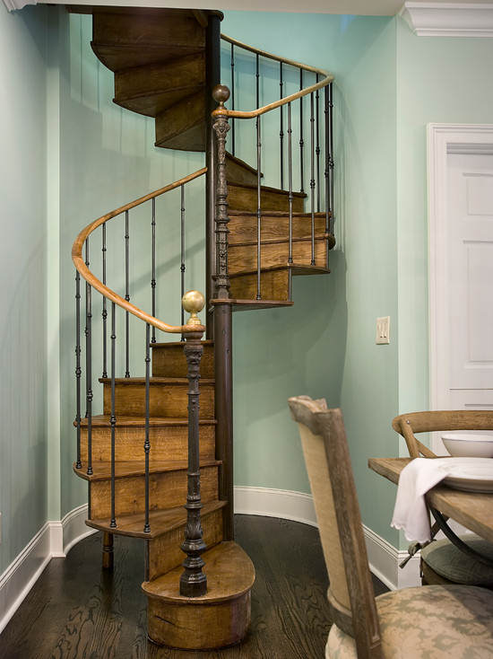 pictures of awesome staircase wall paint ideas for small spaces 02