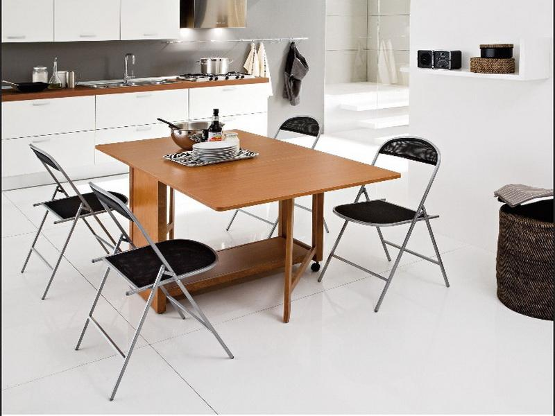 small dining table for small space with minimalist design 11
