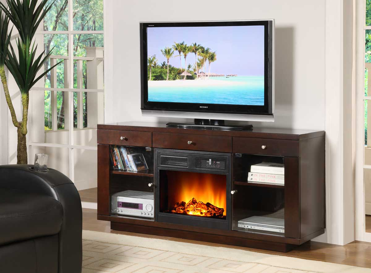 very small electric fireplaces with media entertainment image 05