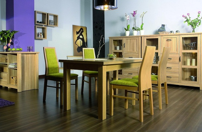 Dining room furniture ideas for small spaces images 05 for Dining room decorating ideas for small spaces