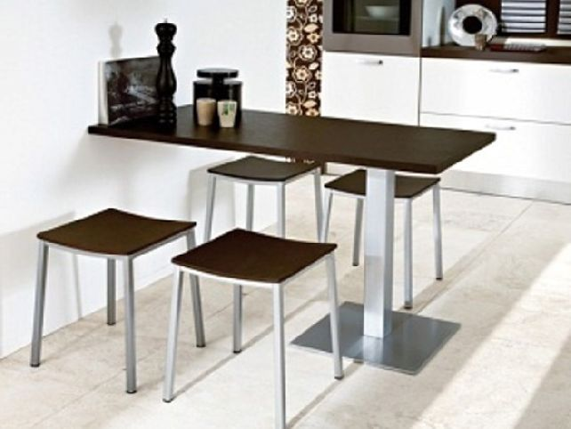 Modern dining room furniture for small spaces pic 01